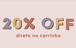 Semana do Consumidor: Ganhe 20% OFF direto no carrinho no site da Amaro