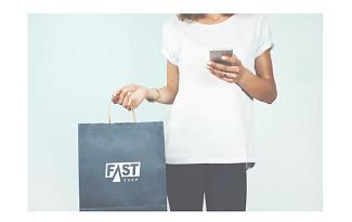 Seleção de produtos com entrega rápida no site da Fast Shop