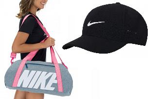 Cupom de 20% OFF em seleção Nike de bolsas, bonés, malas e mochilas no site da Centauro