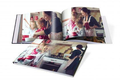Photo Book Luxo Médio por apenas R$ 65!
