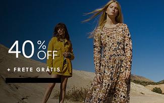 Cupom de 25% OFF + Frete Grátis na marca FYI no site da OQVestir