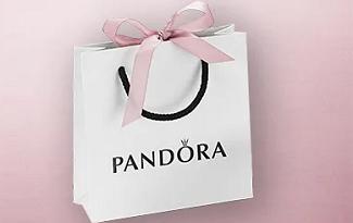 Até 50% OFF em lista selecionada no site da Pandora