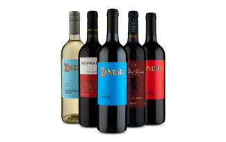 Até 60% OFF em Kit de Vinhos no site da Vinho Fácil