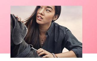 Frete Grátis em compras acima de R$500 no site da Pandora