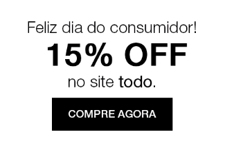 Semana do Consumidor: 15% OFF em todo site da Clinique