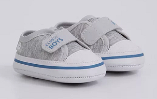 2 Calçados por R$79 na seção infantil no site da Marisa
