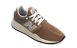 Até 60% OFF em produtos selecionados New Balance no site da Netshoes