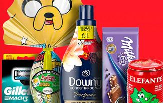Até 60% OFF em produtos de Mercado no site do Ponto Frio
