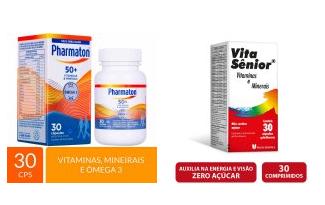 Até 50% OFF em Vitaminas no site da Droga Raia