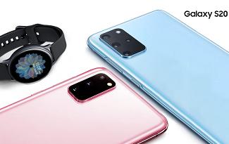 Compre um Galaxy S20 ou S20 Ultra e ganhe até R$1000 em vale presente no site da Fast Shop