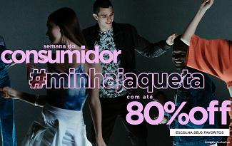 SEMANA DO CONSUMIDOR: Até 80% OFF em looks selecionados no site da Zattini