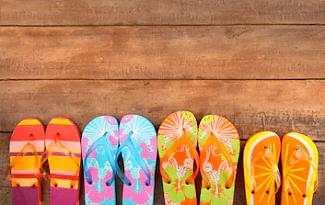 Aproveite 3 por 2 seleção de Havaianas no site da Netshoes