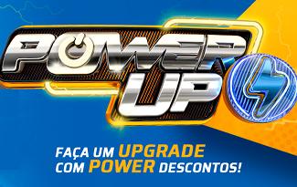 Até 68% OFF em lista POWER UP no site da KaBuM!