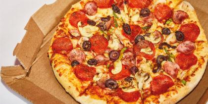 Pizzas da Domino's com 30% de desconto para delivery!