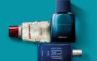 Até 20% OFF em Perfumaria Masculina no site da O Boticário