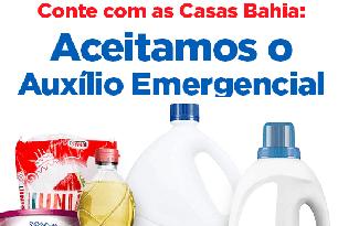 Até 30% OFF em itens de necessidade básica no site da Casas Bahia