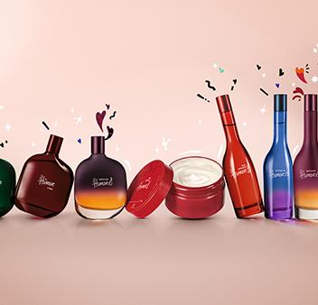 Ganhe 30% na seleção de perfumaria no site da Natura!