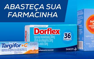 Confira as ofertas da Farmacinha no site da Drogaria Araujo