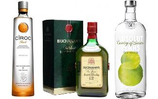 Aproveite até 60% OFF em Bebidas Alcoólicas no site da Shoptime