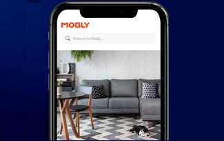 Cupom de 10% OFF na primeira compra no aplicativo da Mobly