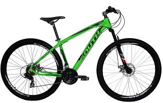 Cupom de 5% OFF em lista selecionada de Bikes no site da Netshoes