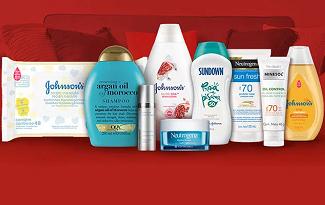 Ganhe Frete Grátis em seleção de produtos Johnson e Johnson no site da Drogarias Pacheco