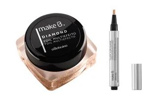 Até 20% OFF em produtos selecionados da marca Make B. no site da O Boticário