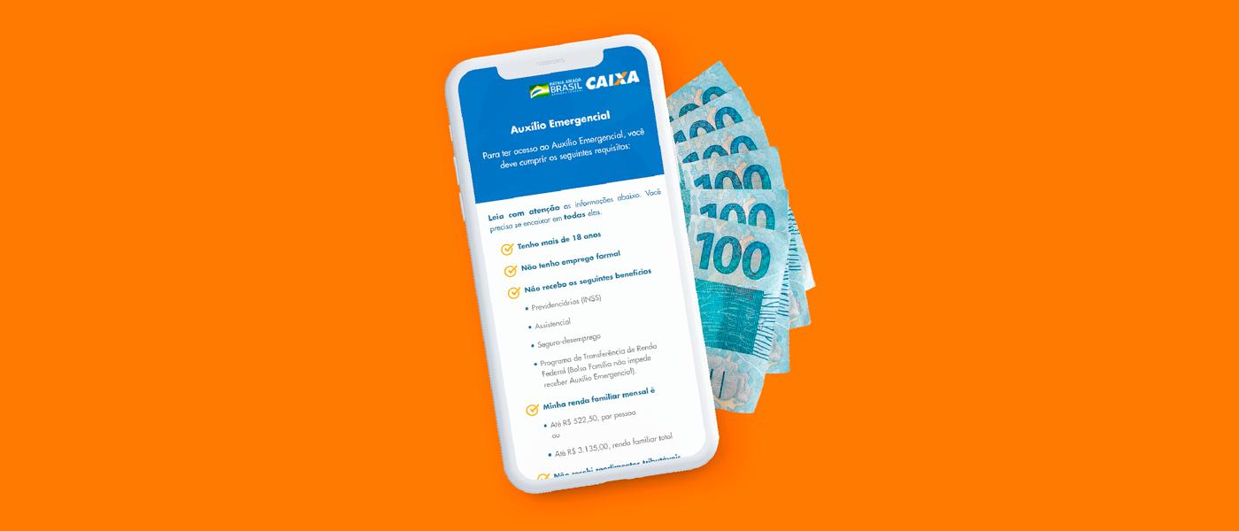 Auxílio Emergencial: Mercados e lojas passam a aceitar o auxílio para pagamentos de compras. Saiba como fazer!