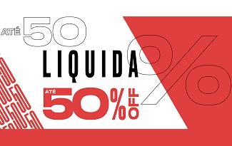 Aproveite a lista Liquida com até 50% OFF no site da Chilli Beans