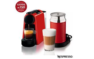 Até 55% OFF em seleção Nespresso para Grandes momentos com Café no site da Fast Shop