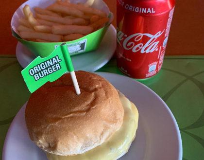 X-Burger + Batata Pequena + Refrigerante por R$35