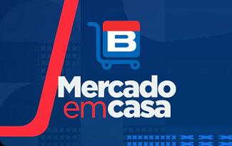 Faça suas compras de mercado sem sair de casa no site da Casas Bahia