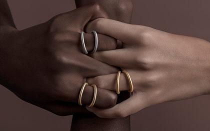 Aproveite joias com design exclusivo com 5% de desconto cumulativo em todo site!