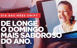 FRETE GRÁTIS para maiores de 60 anos no site da Swift