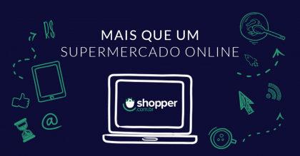 GANHE R$ 35,00 para primeira compra na Shopper.com.br!