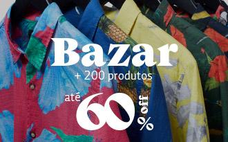 Bazar Reserva com desconto de até 60% OFF!