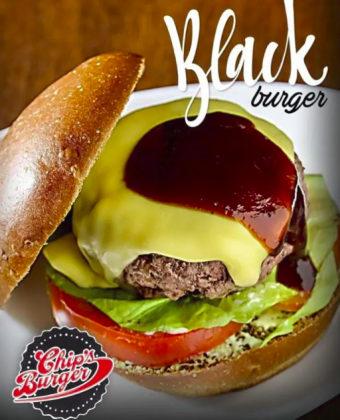 Black Burger + Batata Crisscutts + Coca Cola por R$35