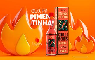 Ganhe uma Pimentinha La Pimi nas compras acima de R$300 no site da Chilli Beans