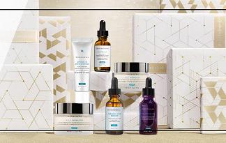 Ganhe 2 mini-produtos nas compras no site da SkinCeuticals