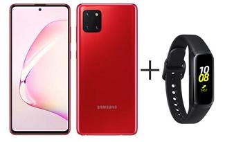 Compre um Galaxy A51, A71 ou Note 10 Lite e ganhe um Galaxy Fit no site da Fast Shop
