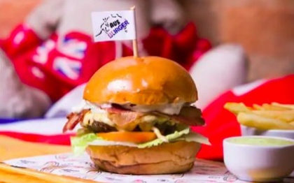 Burger Sydney + Batata Chips + Refrigerante por R$35