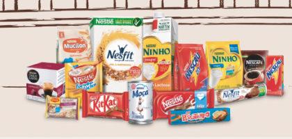 Faça seu mercadinho na Empório Nestlé com 10% de desconto em todo site!