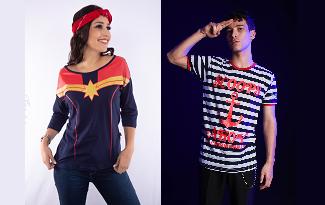 Confira até 30% OFF + 10% OFF EXTRA em seleção de Vestuário no site da Piticas