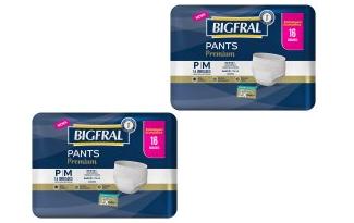Cupom de 25% OFF em produtos BigFral no site da Droga Raia
