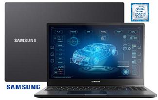 GANHE R$1000 OFF em Notebook Samsung S51 Pro no site da Fast Shop