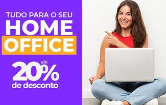 Aproveite até 20% OFF + 5% OFF EXTRA em seleção Home Office no site Estrela 10