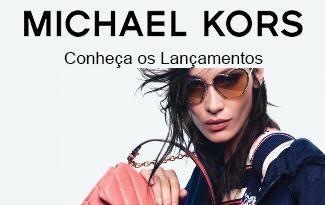 Ganhe R$300 OFF em lista feminina Michael Kors no site da Farfetch