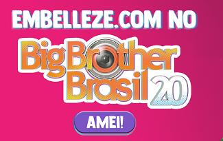 Até 40% OFF em saldão Embelleze no BBB20 no site da Embelleze