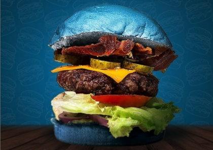 Burger Capitão América + Batata Frita + Refrigerante por R$35
