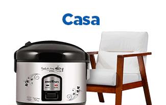 Cupom de 15% OFF em lista selecionada no site da Casas Bahia